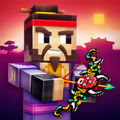 Icon of Pixel Gun 3D 11.2.4